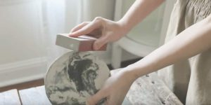 What She Uses To Make These Awesome Concrete Items Is Genius And So Easy!