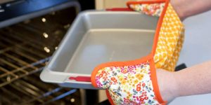 Sewing Tutorial: Double Pot Holder