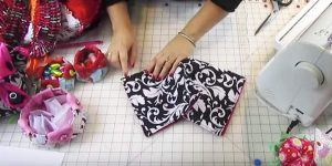 Watch How Easy She Makes This Great Item You'll Find All Kinds Of Uses For!