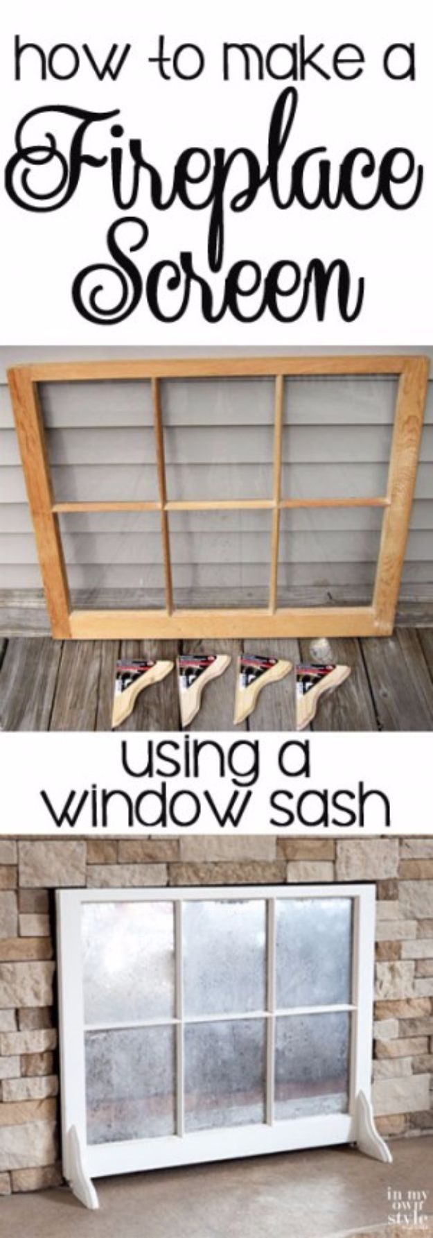 Diy Window Screen Crafts