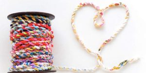She Cleverly Turns Her Scrap Bin Treasures Into Something Gorgeous And Useful (Watch!)
