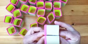 The Brilliant Thing She Does To An Old Shoe Box Will Definitely Surprise You (Watch!)