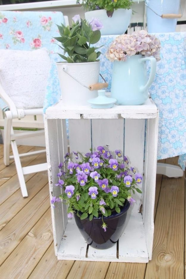 Deck Decorating On A Budget Diy