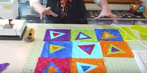 "Fun And Colorful ""Wonky Quilts"" Are Going To Be Your Favorite After You See This (Watch!)"