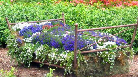 Turn Your Old Stuff Into An Incredible Fairytale Garden (Watch!) | DIY Joy