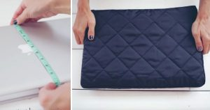 Learn How to Make A Laptop Case