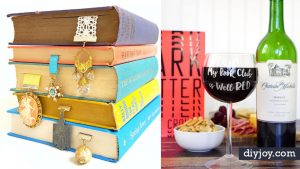 31 DIY Projects That All Readers Will Love