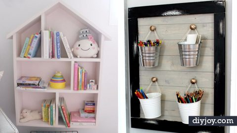31 DIY Playroom Decor and Organization | DIY Joy Projects and Crafts Ideas