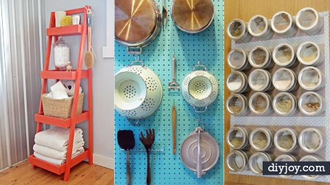 33 DIY Hacks for Renters | DIY Joy Projects and Crafts Ideas