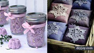 33 DIY Ideas With Lavender