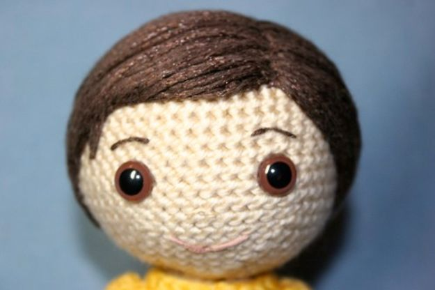 Mini Amigurumi Tutorial : Cool amigurumi projects you should be crocheting right now