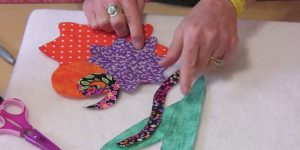 She Cuts Shapes Out Of Fabric And The Easy Thing She Does Next Will Surprise You!