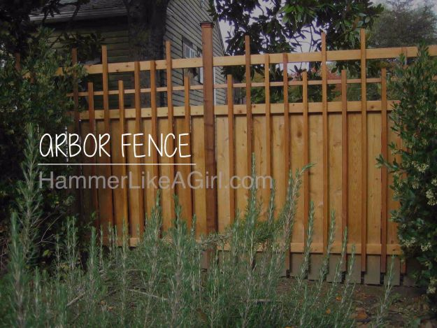 DIY Ideas With Old Fence Posts - Arbor Fence - Rustic Farmhouse Decor Tutorials and Projects Made With An Old Fence Post - Easy Vintage Shelving, Wall Art, Picture Frames and Home Decor for Kitchen, Living Room and Bathroom - Creative Country Crafts, Seating, Furniture, Patio Decor and Rustic Wall Art and Accessories to Make and Sell