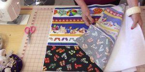 Sewing Tutorial : Large Tote Bag