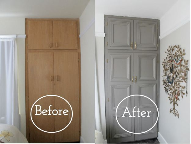 DIY Remodeling Hacks - Closet Makeover - Quick and Easy Home Repair Tips and Tricks - Cool Hacks for DIY Home Improvement Ideas - Cheap Ways To Fix Bathroom, Bedroom, Kitchen, Outdoor, Living Room and Lighting - Creative Renovation on A Budget - DIY Projects and Crafts by DIY JOY #remodeling #homeimprovement #diy #hacks