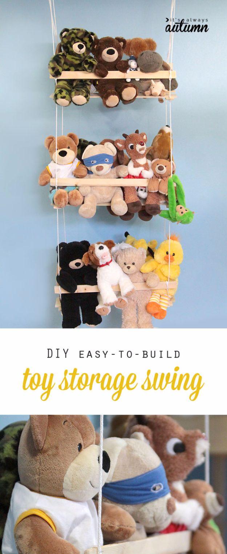 2019 New Wardrobe Kids Organizer Bins Box For Toys: 31 DIY Playroom Decor And Organization