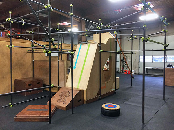 DIY Exercise Equipment Projects - DIY Parkour Gym Equipment - Homemade Weights and Strength Training Projects - How To Build Simple and Easy Fitness Equipment, Yoga Mats, PVC Pipe Ideas for Butt Workouts, Strength Training and Do It Yourself Workouts At Home t