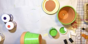 She Paints Clay Pots And After Seeing What She Does Next, You'll Definitely Want To Do