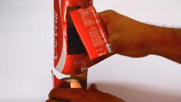 DIY Camping Hacks - Popcorn In A Can - Easy Tips and Tricks, Recipes for Camping - Gear Ideas, Cheap Camping Supplies, Tutorials for Making Quick Camping Food, Fire Starters, Gear Holders and More