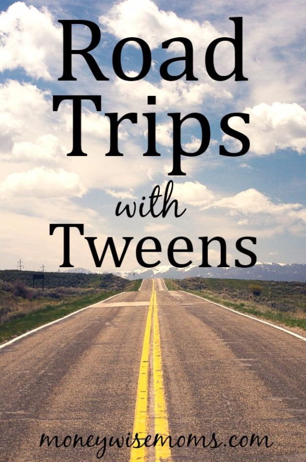 Best DIY Ideas for a Summer Road Trip - Road Trips with Tweens - Road Trip Snacks - Cool Crafts and Easy Projects to Make For Road Trips in the Car - Fun Crafts to Make for Vacation - Creative Ideas for Making Cheap Travel Ideas With Creative Money Saving Tips http://diyjoy.com/diy-ideas-summer-road-trip