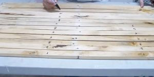 When He Puts These Boards Side By Side What He Does Next Is An Item You Need In July!