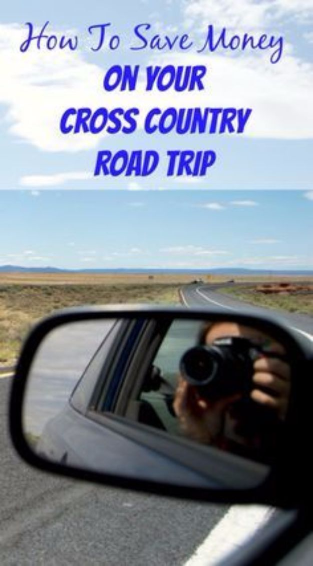 Best DIY Ideas for a Summer Road Trip - Save Money On Your Solo Road Trip - Cool Crafts and Easy Projects to Make For Road Trips in the Car - Fun Crafts to Make for Vacation - Creative Ideas for Making Cheap Travel Ideas With Creative Money Saving Tips
