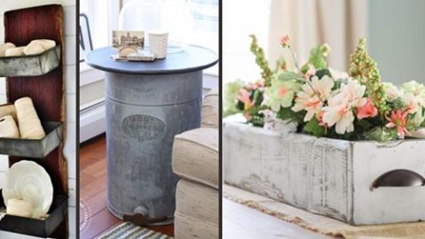 37 DIY Country Decor Ideas For The Home