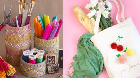 31 Creative DIY Embroidery Ideas | DIY Joy Projects and Crafts Ideas