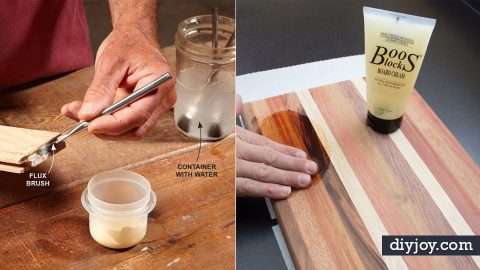 30 Woodworking Tips That Will Instantly Turn Beginners Into Pros | DIY Joy Projects and Crafts Ideas
