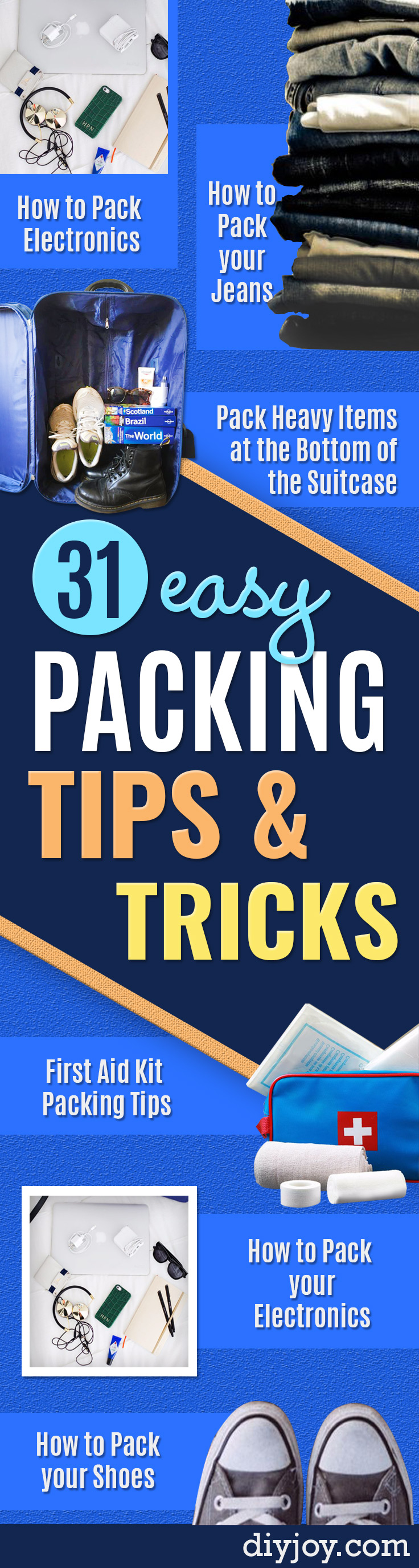 Packing Tips and Tricks Packing Tips and Tricks new picture