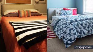 33 DIY Duvet Covers For Dreamy Bedroom Decor