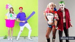 50 Best DIY Halloween Costumes for Couples