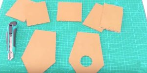 He Cuts Pieces Of Cardboard And What He Does Next Is Clever–You'll Want At Least One!