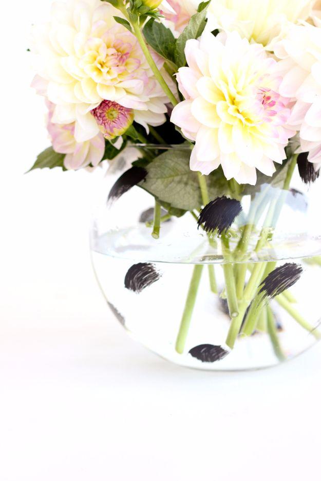 Diy Painted Vase Diy Joy