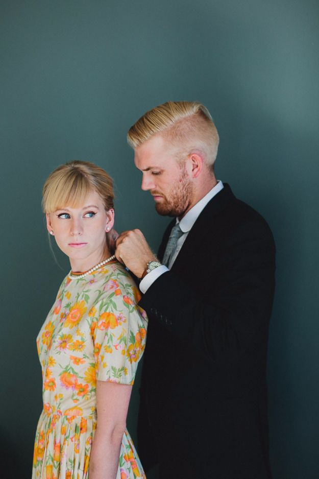 DIY Halloween Costumes for Couples - Mad Men Couple - Funny, Creative and Scary Ideas for Parties, College Party - Unique and Cute Project Idea for Disney Characters, Superhero, Movie Themes, Bonnie and Clyde, Homemade Costume Projects for Boyfriends - Quick Last Minutes Halloween Costume Ideas from Pinterest #halloween #halloweencostumes