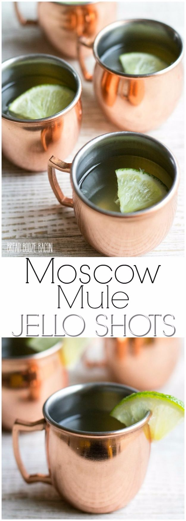 Best Jello Shot Recipes - Moscow Mule Jello Shots - Easy Jello Shots Recipe Ideas with Vodka, Strawberry, Tequila, Rum, Jolly Rancher and Creative Alcohol - Unique and Fun Drinks for Parties like Whiskey Fireball, Fall Halloween Versions, Malibu, 4th of July, Birthday, Summer, Christmas and Birthdays #jelloshots #partydrinks #drinkrecipes