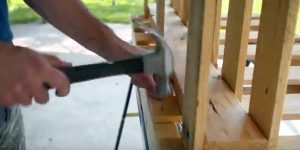 He Nails Pallets Together For An Item That Many Of You Will Want To See And Need!