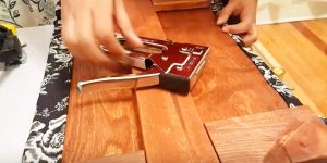 He Nails Pallet Wood Together And You'll Want To See What He Does Next!