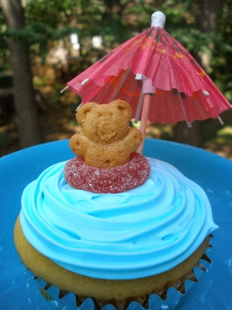 DIY Pool Party Ideas - Pool Party Cupcakes - Easy Decor Ideas for Pools - Best Pool Floats, Coolers, Party Foods and Drinks - Entertaining on A Budget - Step by Step Tutorials and Instructions - Summer Games and Fun Backyard Parties