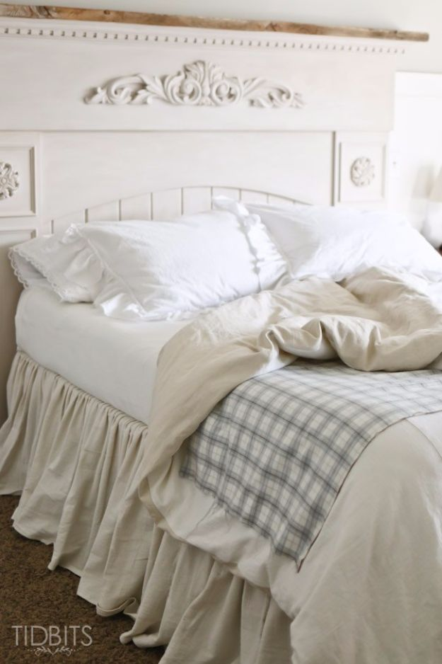 DIY Duvet Covers - Reversible Duvet Cover - Easy Sewing Projects and No Sew Ideas for Duvets - Cheap Bedroom Decor Ideas on A Budget - How To Sew A Duvet Cover and Bedding Tutorial - Creative Covers for Bed - Quick Projects for Making Designer Duvets - Awesome Home Decor Ideas and Crafts #duvet #diybedroom #roomdecor #sewingideas