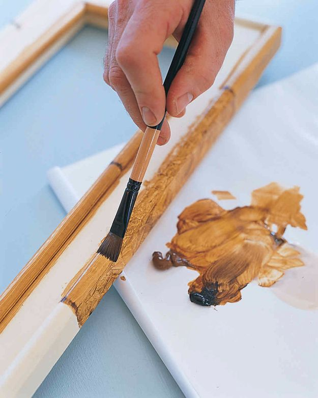 Cool Woodworking Tips - Transform Your Furniture with the Fabulous Look of Faux Bamboo - Easy Woodworking Ideas, Woodworking Tips and Tricks, Woodworking Tips For Beginners, Basic Guide For Woodworking - Refinishing Wood, Sanding and Staining, Cleaning Wood and Upcycling Pallets - Tips for Wooden Craft Projects http://diyjoy.com/diy-woodworking-ideas