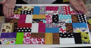 "Sewing Tutorial: ""True"" Scrappy Quilt"