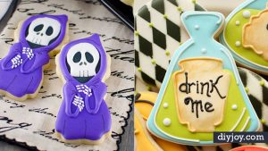 35 Halloween Cookie Recipes and Decorating Ideas
