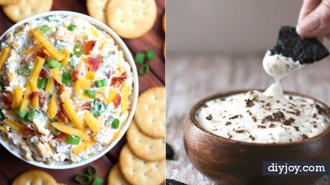 37 Best Dips To Make For A Party | DIY Joy Projects and Crafts Ideas