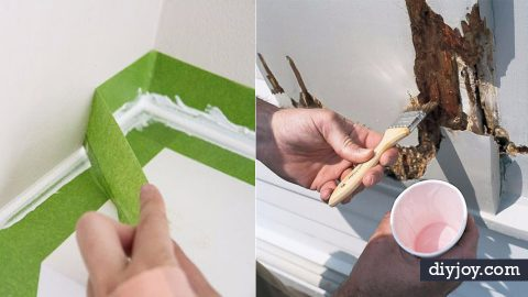 37 Easy Home Repair Hacks To Try Today | DIY Joy Projects and Crafts Ideas