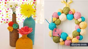 39 Creative DIY Ideas Made With Yarn