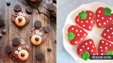 40 Easy Cookie Decorating Ideas | DIY Joy Projects and Crafts Ideas