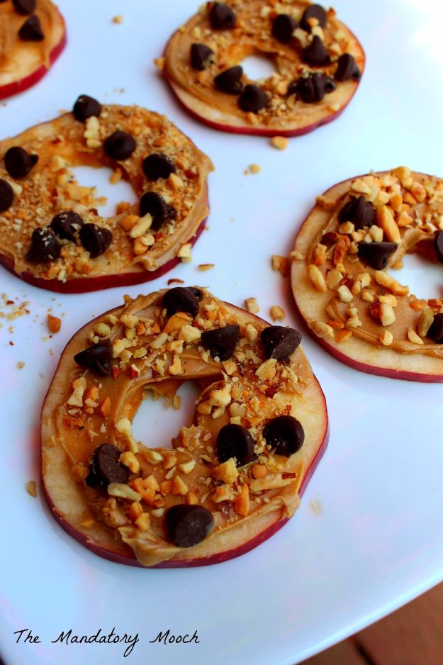 Back to School Lunch Ideas - Apple Slice Snacks - Quick Snacks, Lunches and Homemade Lunchables - Bento Box Style Lunch for People in A Hurry - Fast Lunch Recipes to Pack Ahead - Healthy Ideas for Kids, Teens and Adults