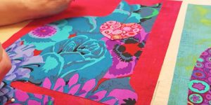 She Cuts Cat Shapes Out Of Fabric And You'll Love What She Does Next!