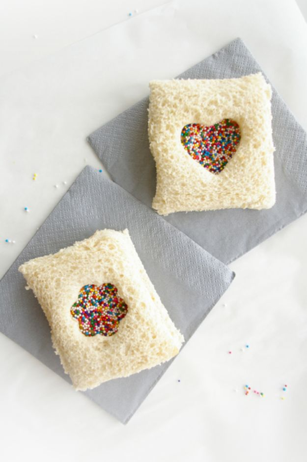 Back to School Lunch Ideas - Fairy Dust Bread - Quick Snacks, Lunches and Homemade Lunchables - Bento Box Style Lunch for People in A Hurry - Fast Lunch Recipes to Pack Ahead - Healthy Ideas for Kids, Teens and Adults